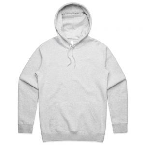 Custom Hoodie Gray Color
