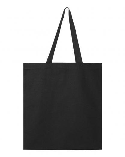 Custom Tote Bag Black Color
