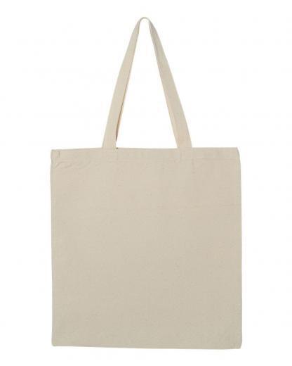 Custom Tote Bag Natural Color
