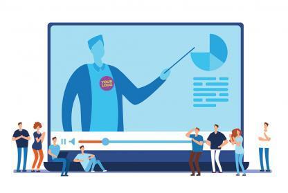 Merch of Online Meetings Zoom Skype